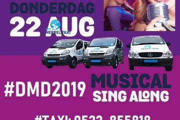 6e Donderdag Meppeldag - Musical Sing Along